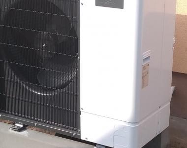 Jednostki zewnętrzne – powietrzne pompy ciepła